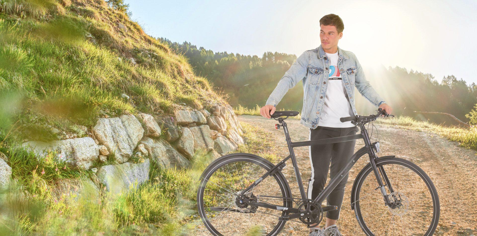 Slider puch fietsen